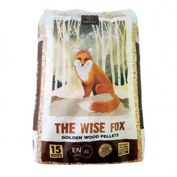 BavariaHolz Wise Fox Golden Pellets